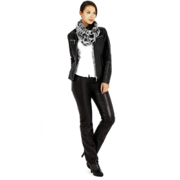 black-womens-nappa-leather-jacket-and-skirt