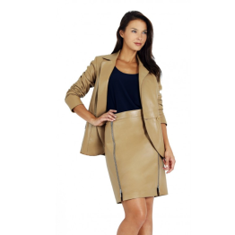 brown-womens-nappa-leather-jacket-and-skirt