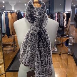 elegant-grey-scarf-rex-handmade